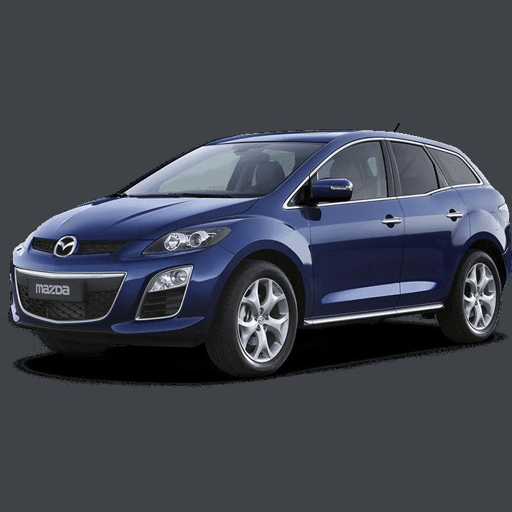 Выкуп аварийного Mazda CX-7