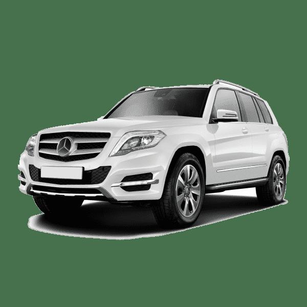 Выкуп аварийного Mercedes GLK-klasse