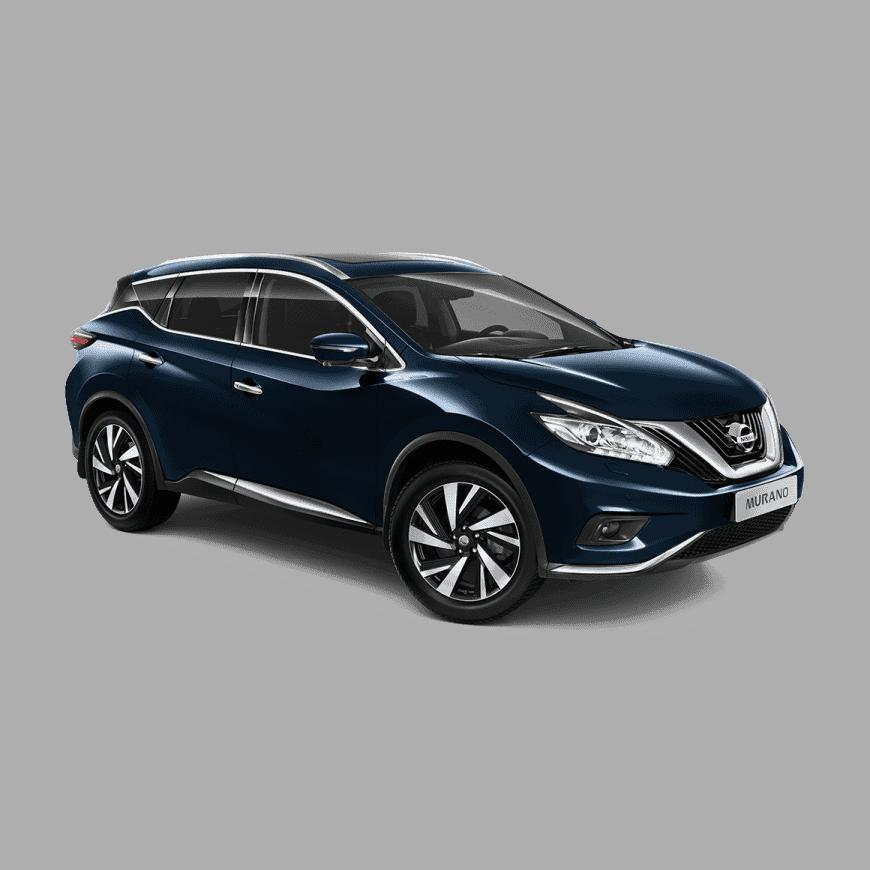 Выкуп утилизированных Nissan Murano