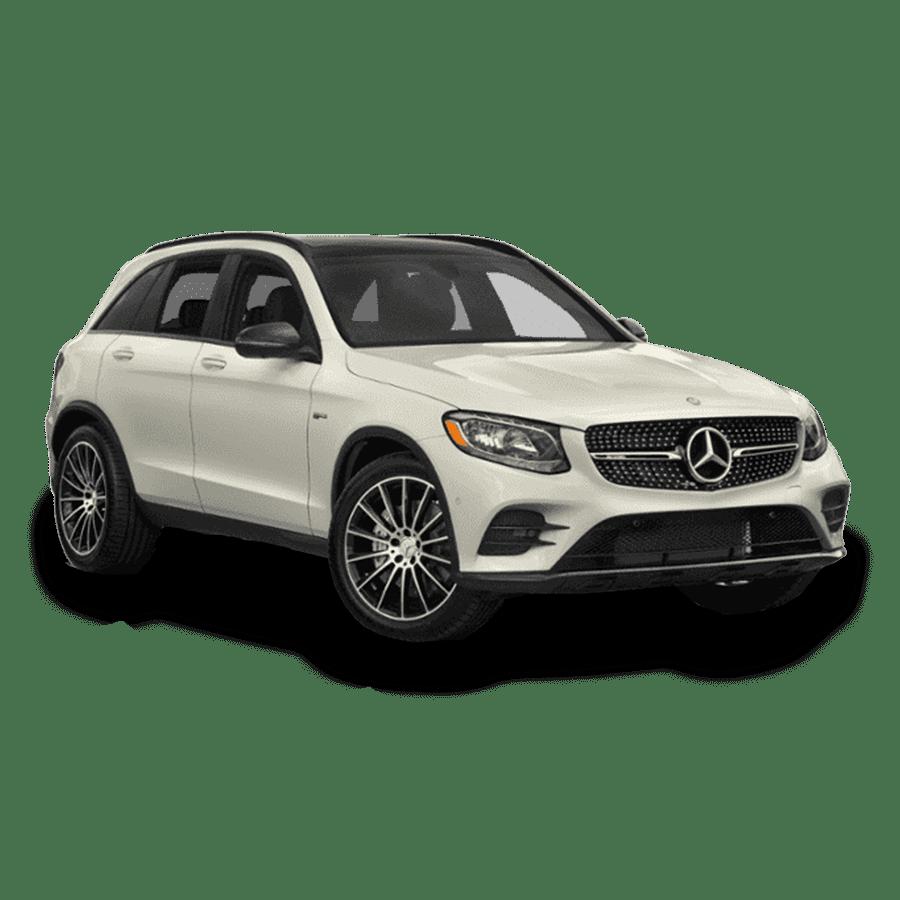 Выкуп аварийного Mercedes GLC