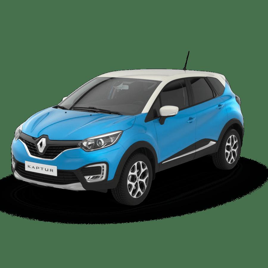 Выкуп утилизированных Renault Kaptur