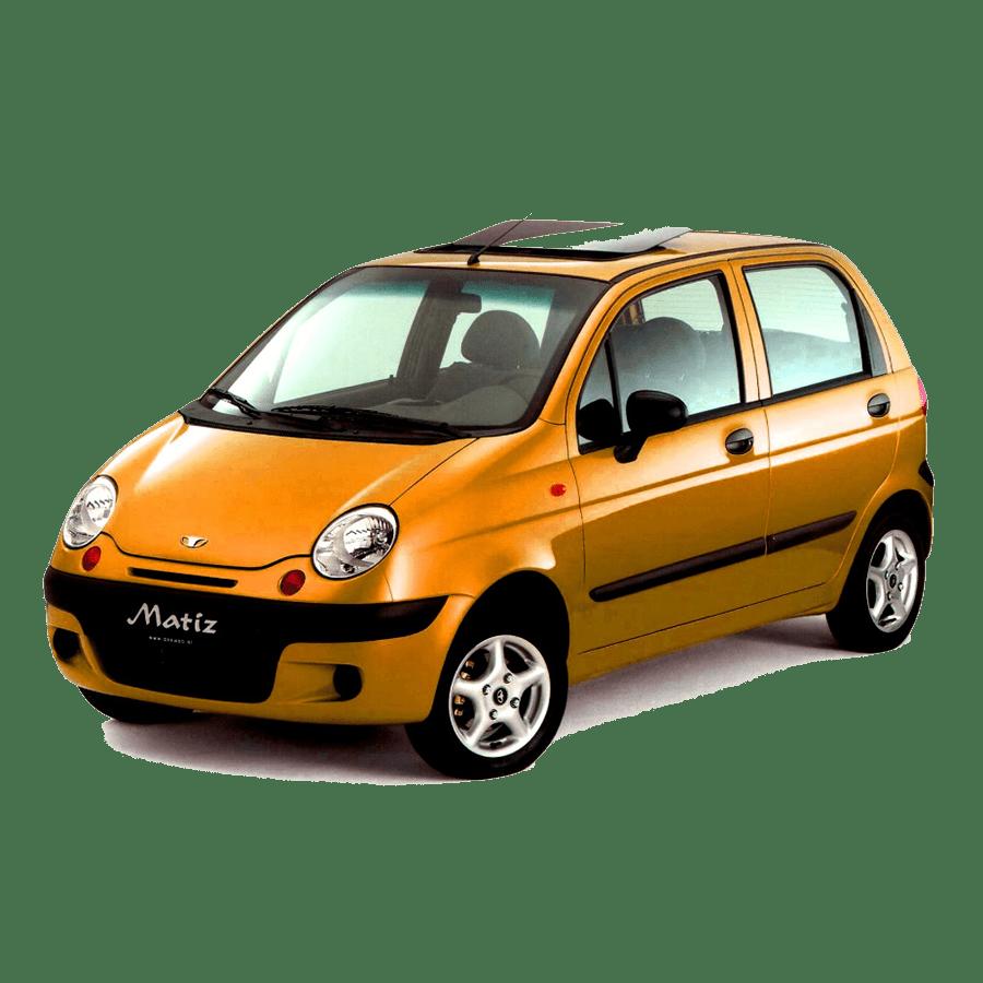 Выкуп утилизированных Daewoo Matiz